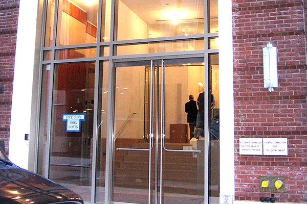 Entrance Doors \u003e Lobby Entrance Door & Act II Commercial \u0026 Residential Glass Mirror Windows Storefront ...