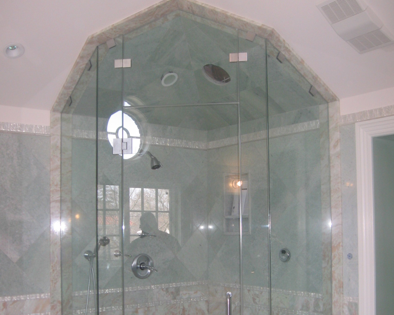 Glass Shower Doors and Tub Enclosures Installation