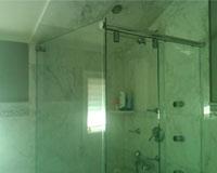 hydroslide shower door